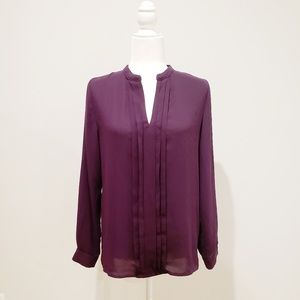 41 Hawthorn Long Sleeve Blouse